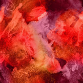 Abstract watercolor seamless pattern — Stock Photo