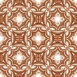 Ornamental seamless pattern — Stock Vector