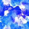 Abstract watercolor hand painted background — Foto Stock