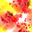 Abstract watercolor hand painted background — Stock Photo #36298729