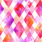 Watercolor hand painted background — Stock Photo