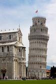 Torre de pisa — Fotografia Stock