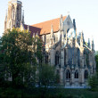 Stock Photo: Gothic church