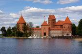 Trakaj 城堡 — 图库照片