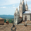 Siena cathedral — Stock Photo #31738395