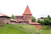 Kaunas castle — Stock Photo