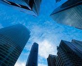 Urban buildings — Stock Photo