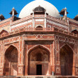 Royalty-Free Stock Photo: Humayun\'s Tomb. Delhi, India