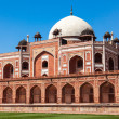 Humayun's Tomb. Delhi, India — Stockfoto #13631720