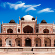 Humayun&#039;s Tomb. Delhi, India - Stock Photo