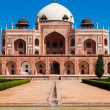 Humayun's Tomb. Delhi, India — Stockfoto #13631729