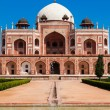 Humayun's Tomb. Delhi, India — Foto de Stock   #13631729