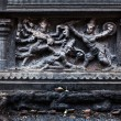 Bas relief. Brihadishwara Temple, Tanjore — Stock Photo