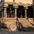 Airavatesvara Temple, Darasuram — Stock Photo