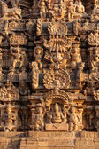 Brihadishwarar chrám, thanjavur — Stock fotografie