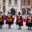 Procession of the Holy Blood on Ascension Day in Bruges (Brugge) - Photo