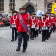 Procession of the Holy Blood on Ascension Day in Bruges (Brugge) - Foto Stock