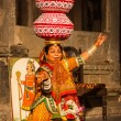 Bhavai dance of Rajasthan, India — Stock Photo