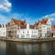 Bruges canals — Stock Photo #25475603