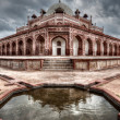 Tomba di Humayun. Delhi, India — Foto Stock