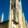 Church in Shimla - Stock Photo