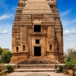 Stock Photo: Teli KMandir Hindu temple in Gwalior fort
