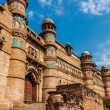 Gwalior fort - Foto Stock
