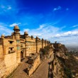 Gwalior fort — Stock Photo #25476033
