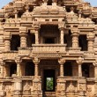 Sasbahu temple in Gwalior fort — Stock Photo #25476037