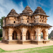 Lotus Mahal — Stock Photo