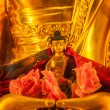 Buddha Sakyamuni statue - Stock Photo