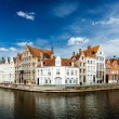 Bruges canals — Stock Photo #25476361