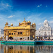 Golden Temple, Amritsar — Foto Stock