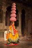 Bhavai dance of Rajasthan, India — Stock Photo