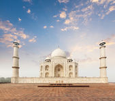 Taj Mahal, Agra, India — Photo