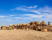 Bada bagh, jaisalmer, radżastan, indie — Zdjęcie stockowe