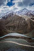 View of Himalayas, India — Stock Photo
