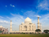 Taj Mahal, Agra, India — Stock Photo