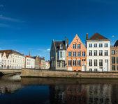 Bruges (Brugge), Belgium — Foto de Stock