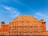Hawa Mahal palace, Jaipur, Rajasthan — Stock Photo