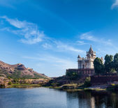 Jaswanth Thada, Jodhpur, Rajasthan, India — Stock Photo