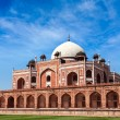 Humayun's Tomb. Delhi, India — Foto Stock #34470899