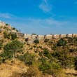 Kumbhalgrh fort. Rajasthan, India — Stock Photo