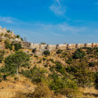 Stock Photo: Kumbhalgrh fort. Rajasthan, India