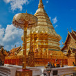 Stock Photo: Wat PhrThat Doi Suthep. Thailand