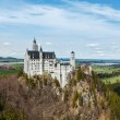 Neuschwanstein Castle, Germany — Stock Photo #34471535