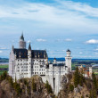 Neuschwanstein Castle, Germany — Stock Photo #34471537