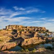 Stock Photo: Mehrangarh Fort, Jodhpur, Rajasthan, India
