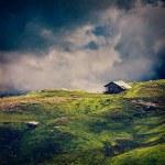 Serenity serene lonely scenery — Stock Photo