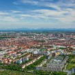 Stock Photo: Aerial view of Munich